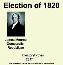 5th US President James Monroe Facts