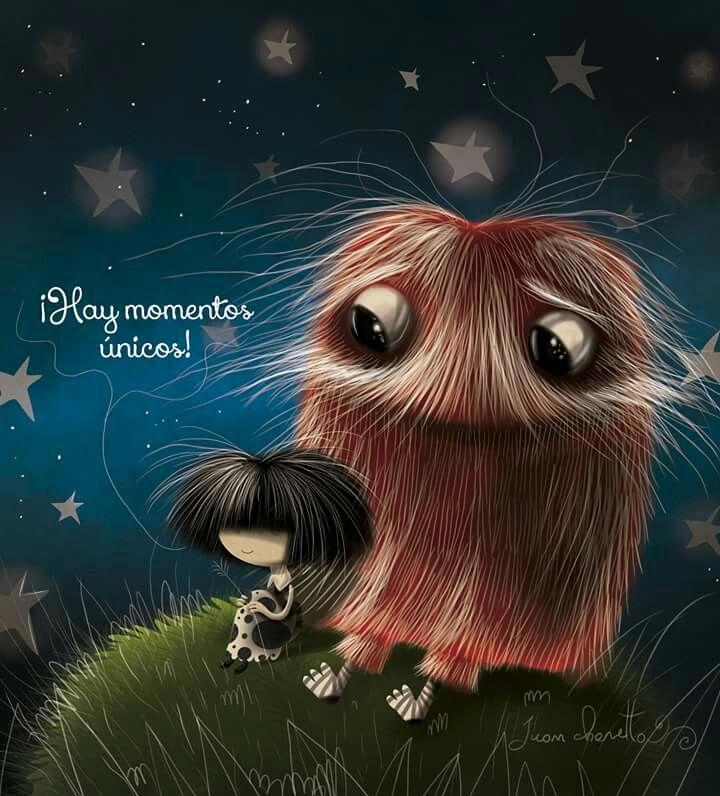 ¡Hay momentos únicos! - Juan Chavetta