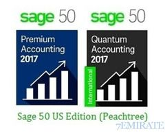 Peachtree Accounting Software- Sage 50 US Edition Rockford Dubai