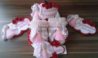 EGECE TASARIM: Lohusa ve bebek taçları ve aile rozetleri.