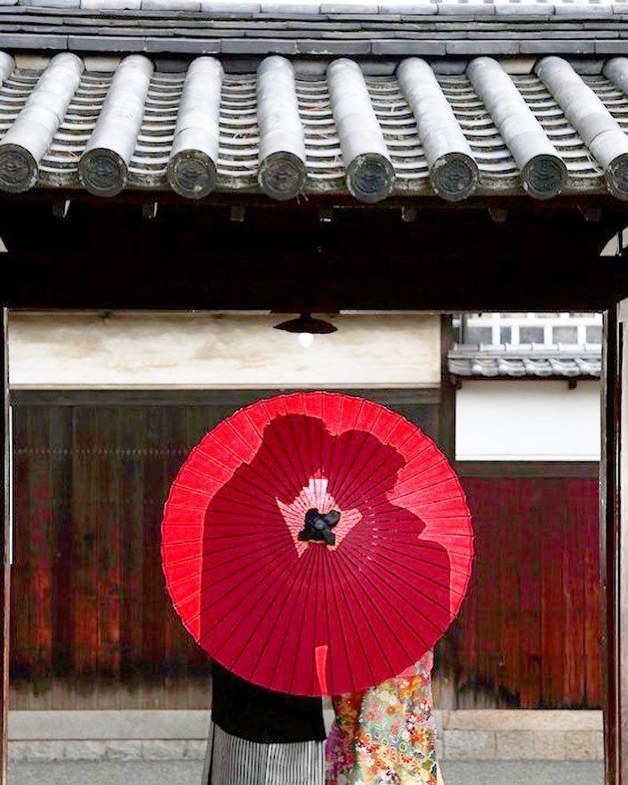 "NISHIKIYA DRESS on Instagram: ""3月、弥生。春がもうすぐそこまできています。 #japan #japanese #japanesegirl #kimono #japanesetraditional #traditional #着物 #和装 #和 #打掛 #伝統衣装 #和婚 #日本 #岡山花嫁 #倉敷花嫁…"""