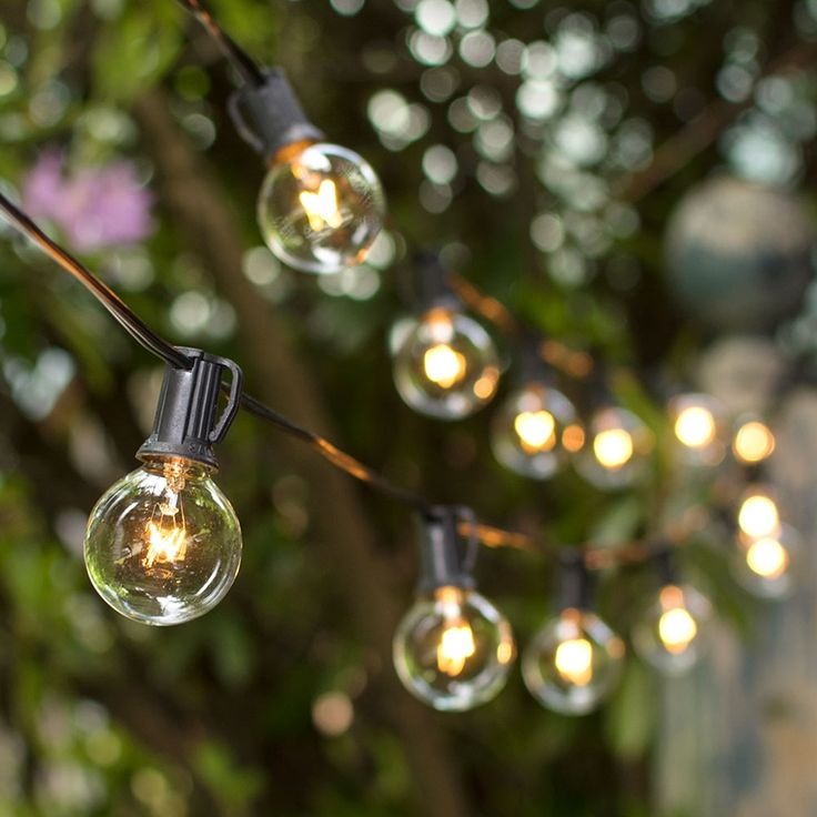 117 best images about Globe String Lights on Pinterest Receptions, Patio and Wedding