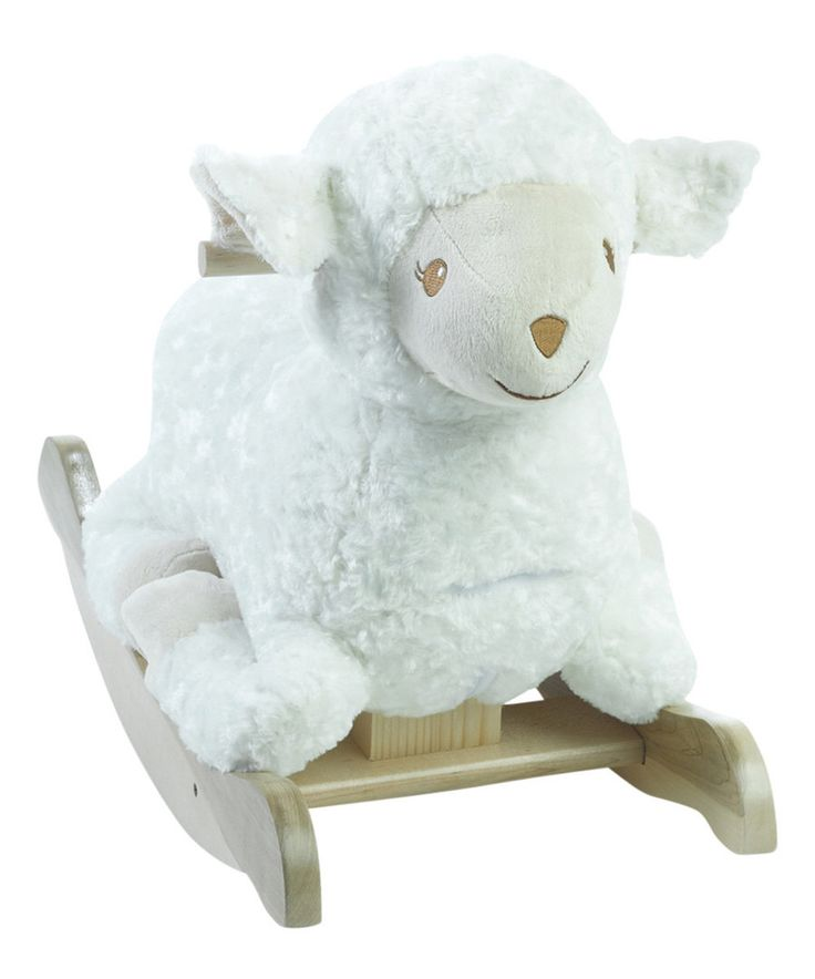 Look at this Lambkin Lamb Rocker on #zulily today! $69