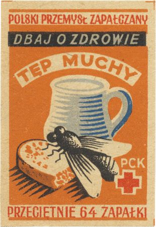 Poland, matchbox