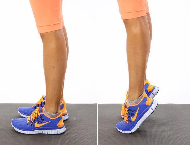 Ankle Strengthening Exercises | POPSUGAR Fitness