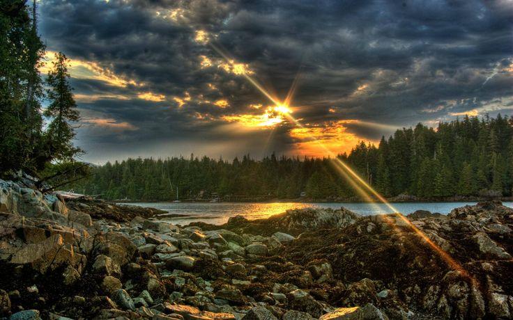 West Coast of Canada