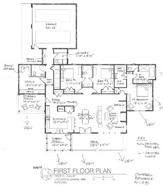Best 25 one story houses ideas on pinterest house plans for Calabash cottage floor plan