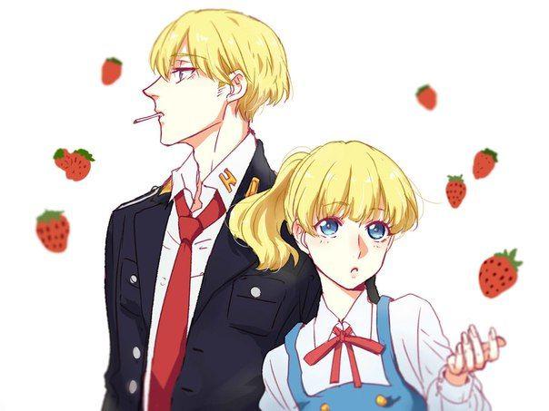 Jean et Lotta