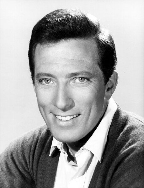"Andy Williams ""Mr. Moon River""  9/26/2012 RIP Andy. Loved him and his voice since my early teen years."