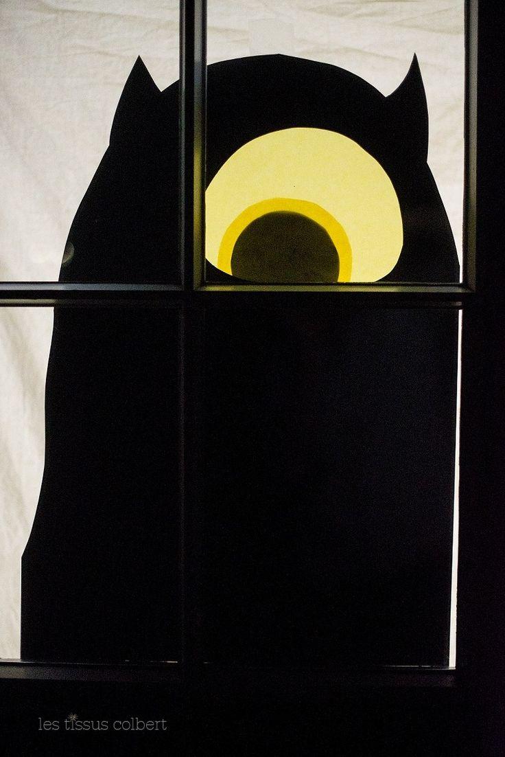 ber ideen zu halloween deko selber machen auf. Black Bedroom Furniture Sets. Home Design Ideas