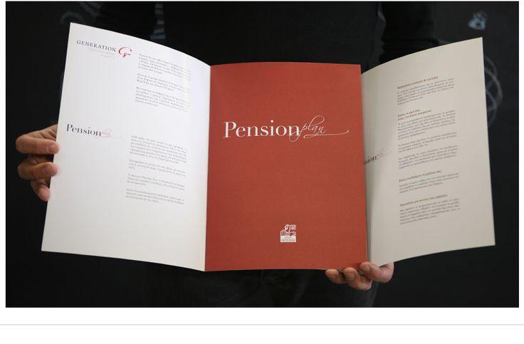 Brochures for Generali