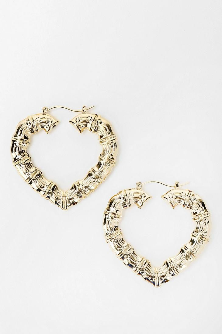 Bamboo Earring #urbanoutfitters