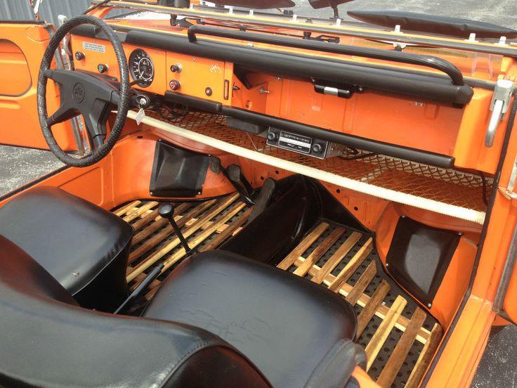 '73 Volkswagen  181 Thing