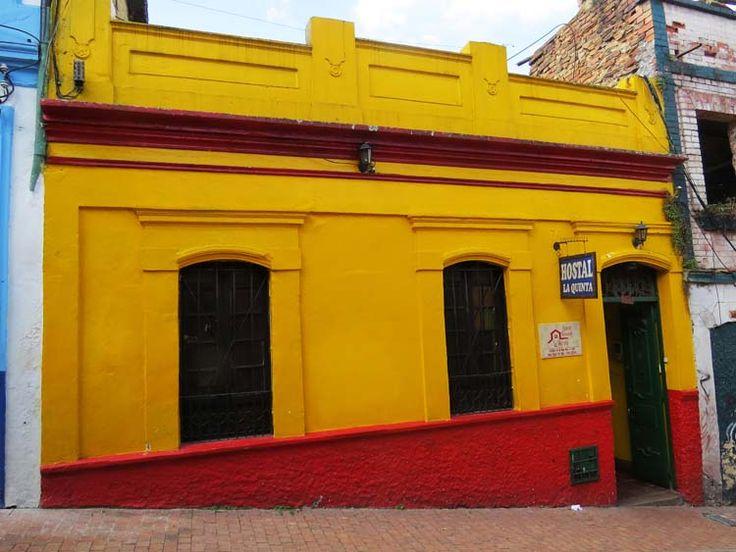 2. Hostal La Quinta a una cuadra del Chorro de Quevedo