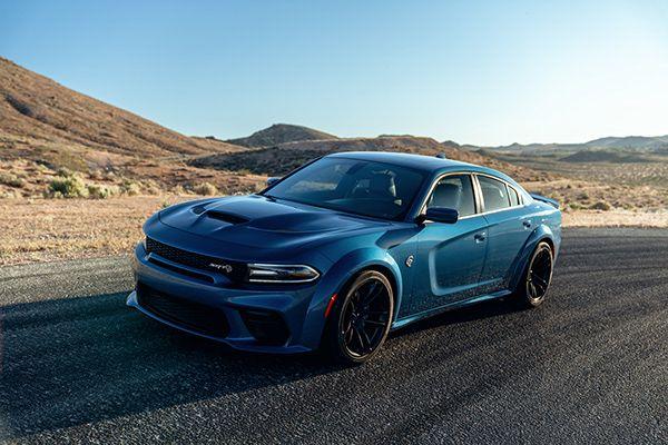 2020 Dodge Charger Srt Hellcat Widebody On Behance Charger Srt