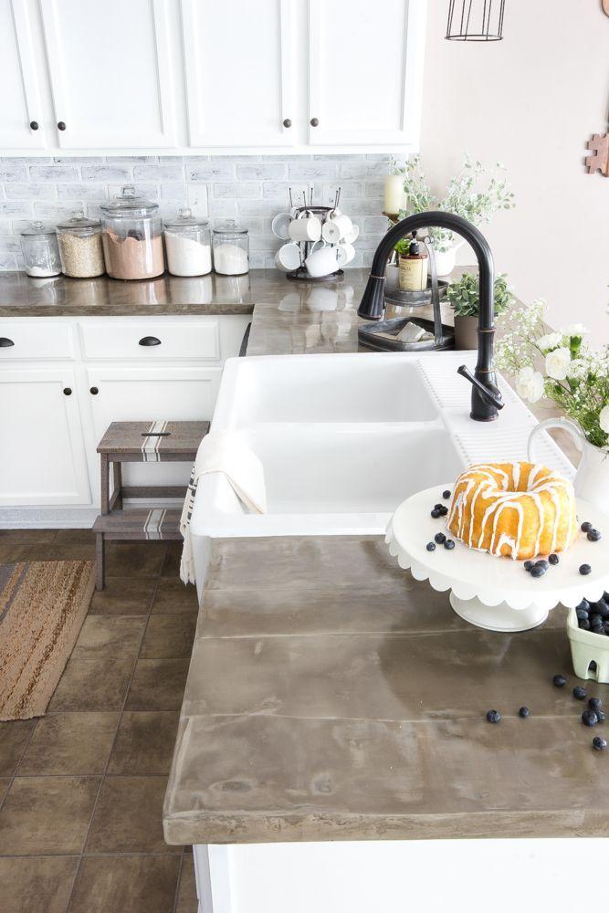Best 25+ DIY Resin Countertops Ideas On Pinterest | Epoxy Resin Countertop,  DIY Epoxy Resin Countertops And DIY Epoxy Resin Kitchen Countertop