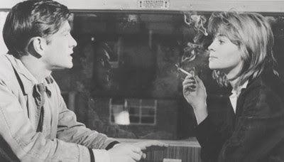 Tom Courtenay and Julie Christie, Billy Liar