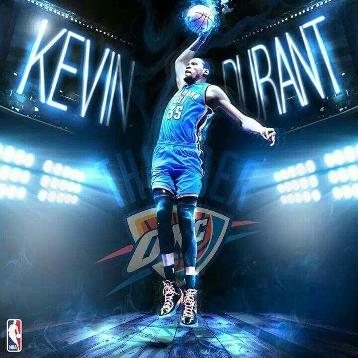 OKC THUNDER. Kevin Durant