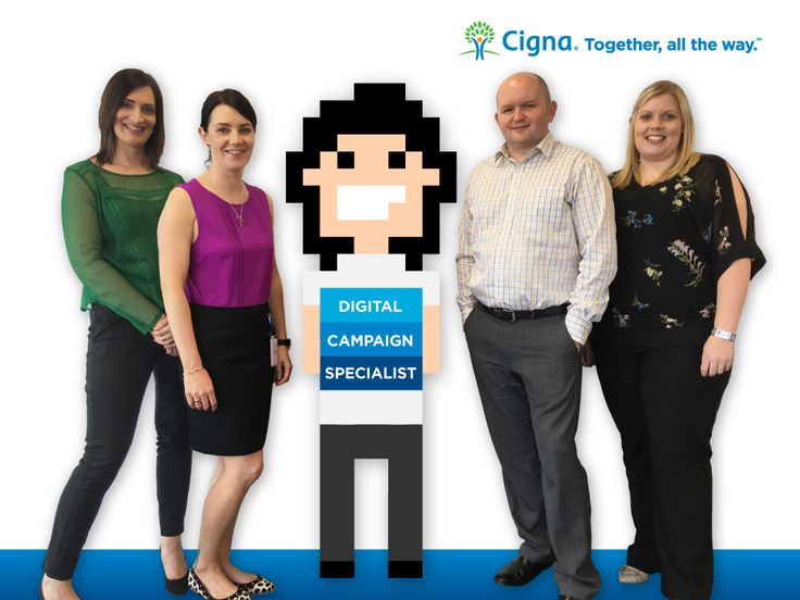 Pip, Dani, Dave and Ashley are looking for a new team member to join Cigna New Zealand's marketing team. Can you see yourself in the picture?  Visit http://www.cigna.com/careers/new-zealand/ #Jobgram #digitalmarketing #campaigns