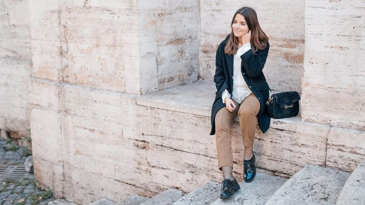 Travel Look Rome Lackschuhe | Gucci Lady Web Bag