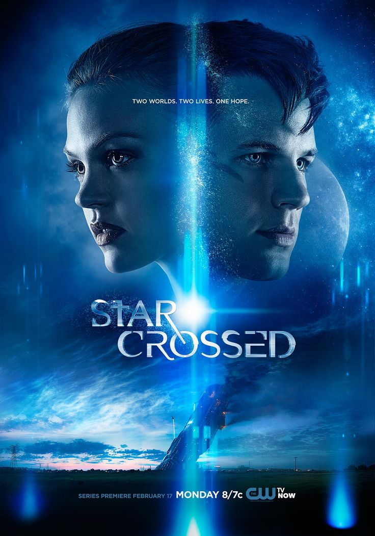 Two worlds. Two lives. One hope.  Don't miss the series premiere of #StarCrossed Monday, Feb. 17!