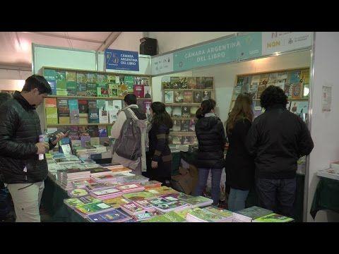 NQN Cultural / Feria del Libro Neuquén - Inauguración Casa de la Cultura - YouTube