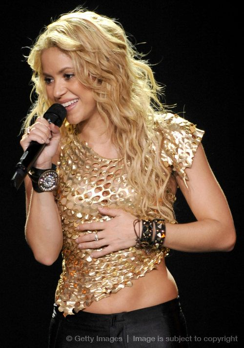 SHAKIRA...LOVE THE GYPSY IN YOU