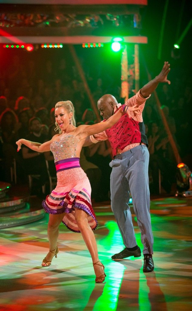 Strictly Come Dancing 2015 |- Natalie and Ainsley - Week 2