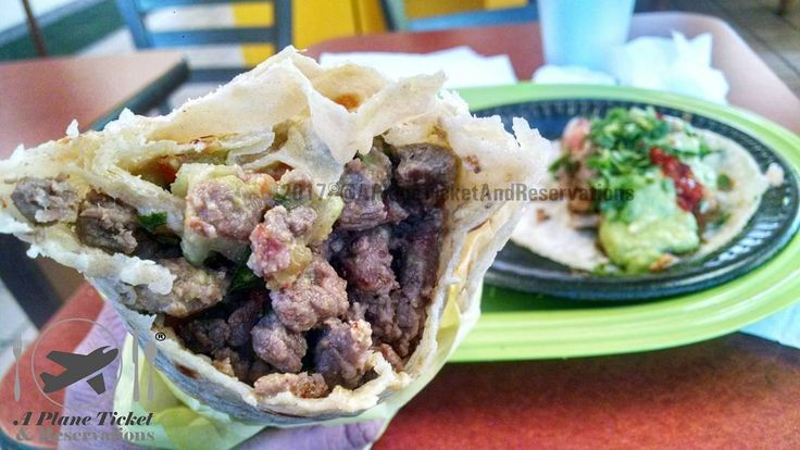 """""""The world is full of magical things patiently waiting for our mouths to eat"""" Bertrand Russell  Paco's Taco is close to Horseshoe Bend in Arizona. Review link in our bio! http://ift.tt/24sZ233 #Travel #Foodie #Wanderlust #Blog"""