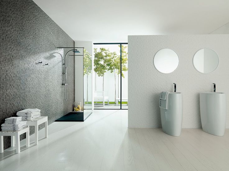 Porcelanosa is here and available exclusively through Tile Warehouse! Featured opposite is Mosaico Zen Blanco. For further information, check out our website www.tilewarehouse.co.nz