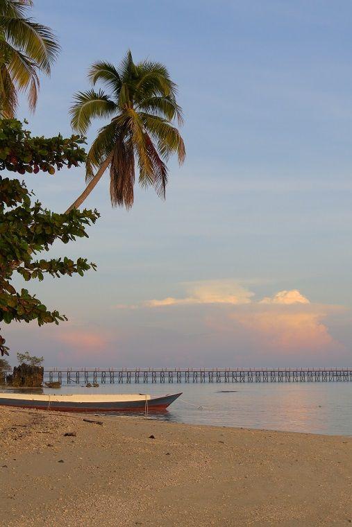Indonesia - Borneo - East Kalimantan - Maratua -  Nunukan Island