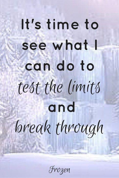 frozen quote inspirational quotes disney quotes