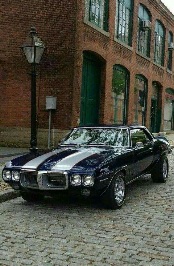 1969 #Pontiac #Firebird