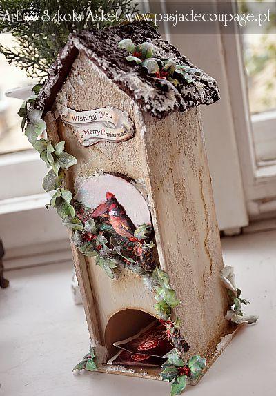 Προτάσεις Χριστουγεννιάτικη διακόσμηση - έμπνευση από Asket