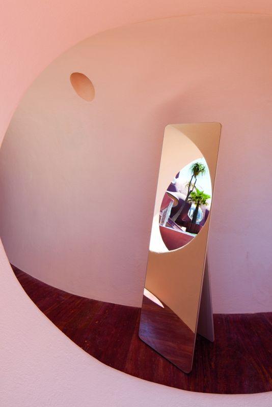 Atelier Pfister Collection 2012, Dizy mirror by Adrien Rovero
