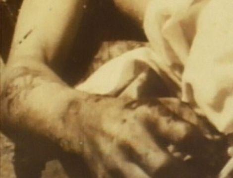 Clyde Barrow (Bonnie and Clyde) had a heart & dagger with ...
