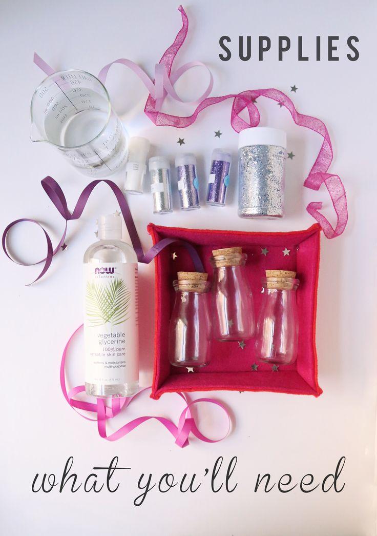 how to make fairy bottles