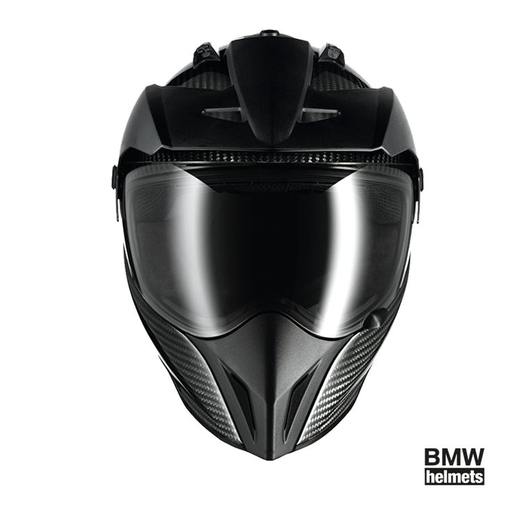 BMW Enduro Carbon helmet