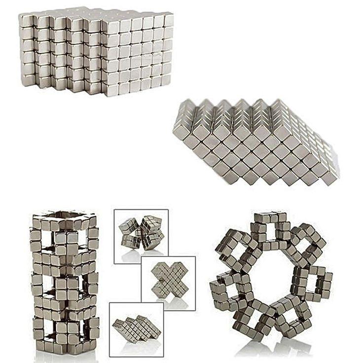 DIY magnet rubik cube for kids