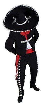 Mariachi Musician Costumes