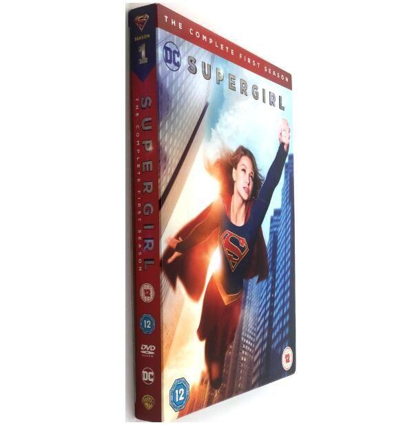 Supergirl: Season 1 - UK Region