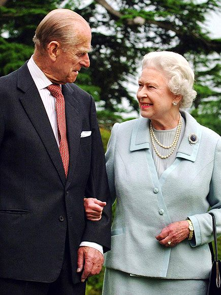 Celebrating 60 years of marriage to Prince Philip in 2007, the queen's diamond wedding anniversary made history as the longest marriage of any British monarch. The royal couple celebrated with a heartfelt service at London's Westminster Abbey and a tour of several British Commonwealth countries, including a return trip to Malta, where they spent their first two years of married life.