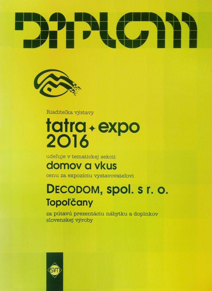 Tatra EXPO 2016