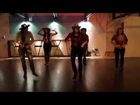 """Cotton Eye Joe"" Zumba Fitness-École de danse Latino Style Granby - YouTube"