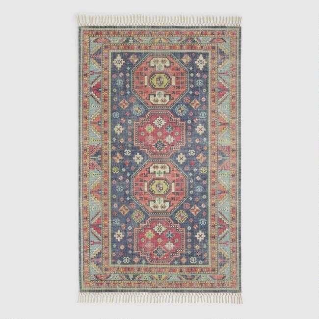Handwoven Of Soft Chenille Yarn Spun From Recycled Plastic Bottles Our Exclusive Indoor Outdoor Rug Features A Indoor Outdoor Rugs Outdoor Rugs Persian Decor