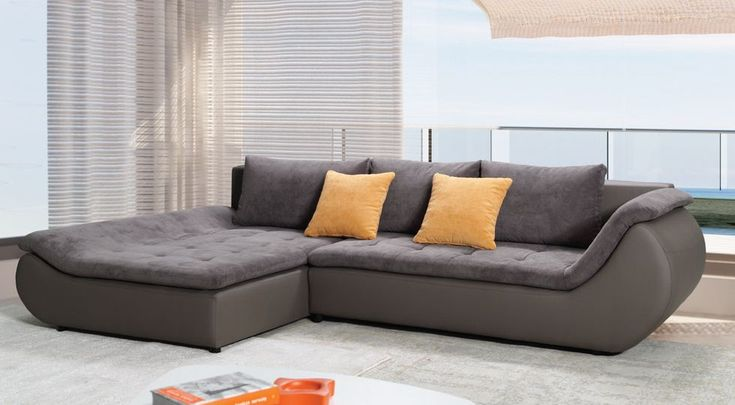 Corner sofa Bed, modern sofa for small minimalis room