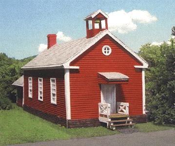 School house - HO scale