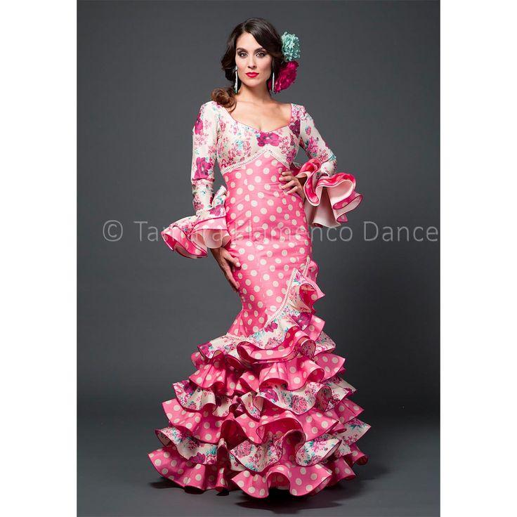 Mejores 76 imágenes de Coleccion Flamenca 2015 en Pinterest | Moda ...
