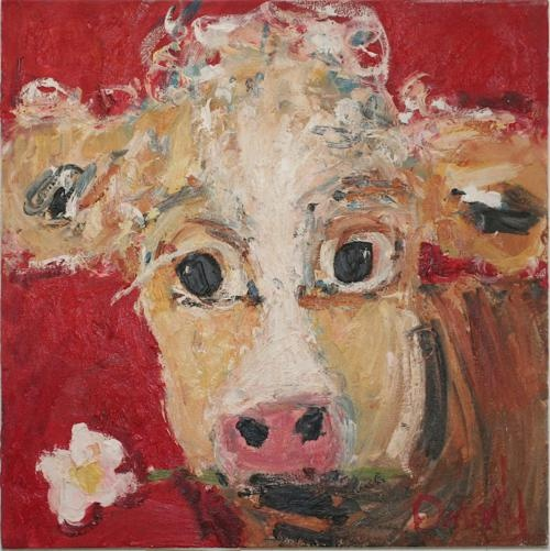Cow by Deborah Donnelly
