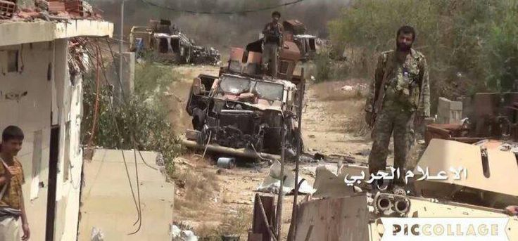 The Yemen Army backed by Houthis rebels and the Popular Committees (PC) carried out on Friday, July 28, 2017, their largest surprise offensive ever that has led to the control of a Saudi military camp and three more sites deep inside the southern Jazan region of the Kingdom of Saudi Arabia.  Military sources have confirmed that Yemen's army and the PC carried out large-scale military operations in Jizan, pointing out that the military operations targeted Al Jabri Camp.